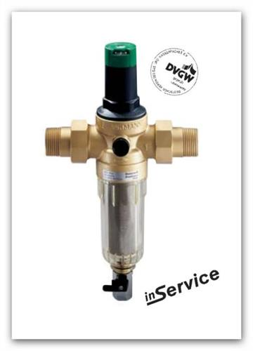 "Regulátor tlaku s filtrem Miniplus 1"" Honeywell FK06-1AA"