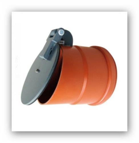Kanalizační koncová žabí zpětná klapka REDI DN 110
