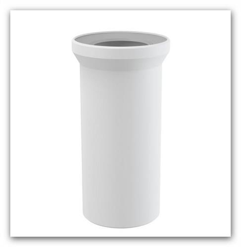 Připojovací kus na WC 110 rovný KP15000