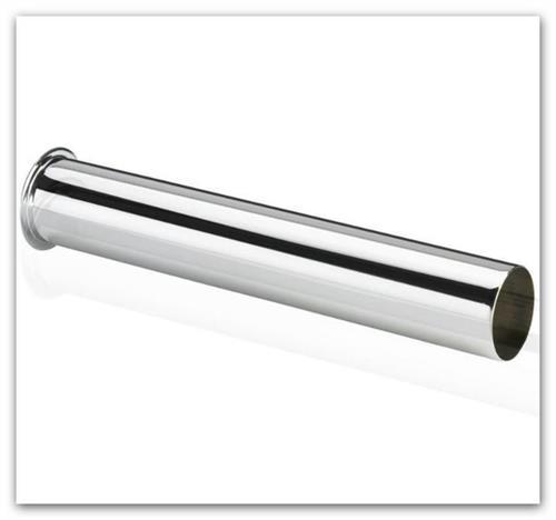 Chromovaná trubka s obrubou k sifonům VIEGA průměr 32mm délky 300mm