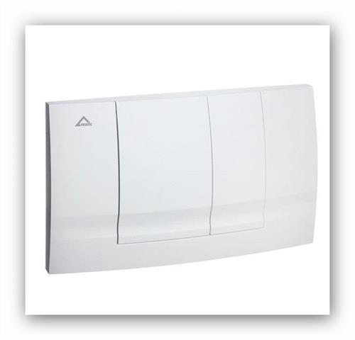 FRIATEC ovládací tlačítko velkoformátové F102 bílé 330701
