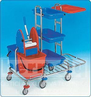 Servisní vozík KOMBI MINI III 117 x 68 x 107 cm