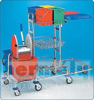 Servisní vozík KOMBI MIDI IV 134 x 68 x 110