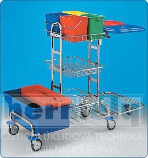Servis. vozík KOMBI MAXI II M DESI M