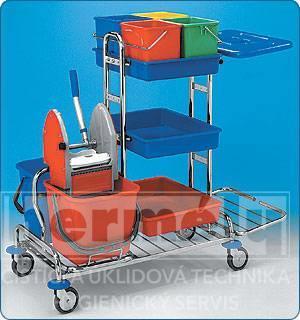 Servisní vozík KOMBI MAXI I P