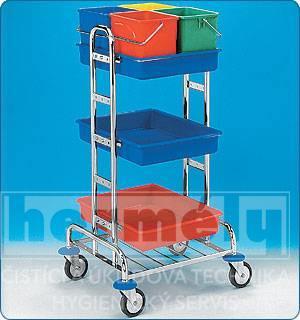 Servisní vozík KOMBI MIDI I P 59 x 61 x 110 cm