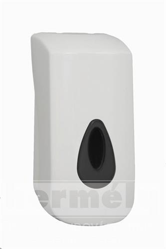 Plastový dávkovač na tekuté mýdlo PLASTIQ LINE 400ml