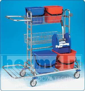 Servisní vozík KOMBI SUPER 122 x 71 x 109 cm