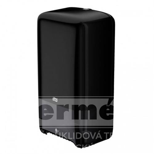 557508 - Zásobník na kompaktní toaletní papír Twin-Box TORK černýT6 NEW
