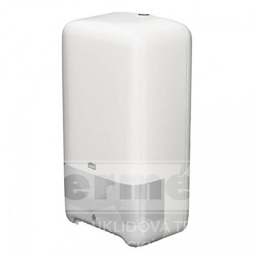 557500 - Zásobník na kompaktní toaletní papír Twin-Box TORK bílý T6 NEW