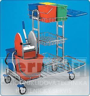 Servisní vozík KOMBI MAXI I M