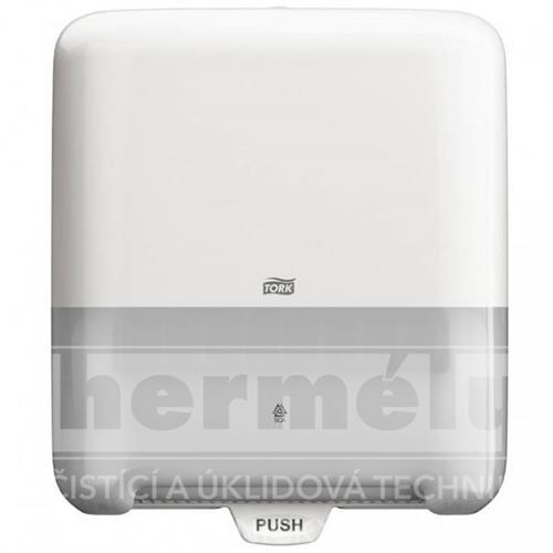 MATIC-BOX TORK H1 zásobník na ručníky v roli - bílý