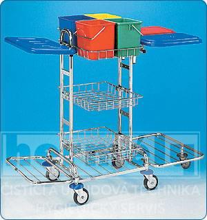 Servisní vozík KOMBI MIDI III 130 x 61 x 110 cm