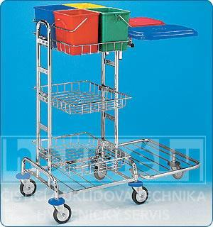 Servisní vozík KOMBI MIDI II 102 x 61 x 110