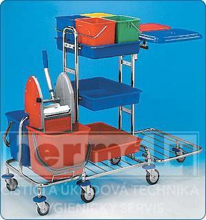 Servisní vozík KOMBI MIDI IV P 134 x 68 x 110 cm