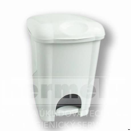 Koš nášlapný plastový ALTHEA 6 L