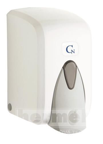 dávkovač mýdla caren 500ml - bílý