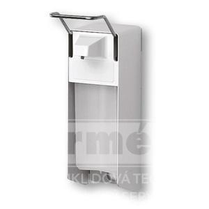 Kovový dávkovač tekutého mýdla, dezinfekce a krému - INGO-MAN ELS 26 E/25