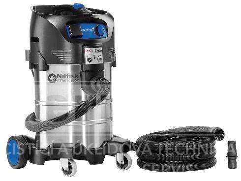 Průmyslový vysavač prachu a tekutin ATTIX 40-21 PC INOX
