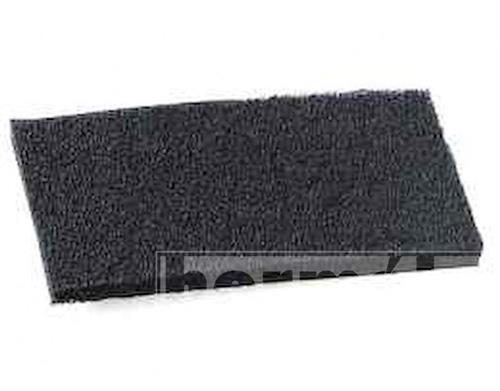 Pad ruční podlahový černý