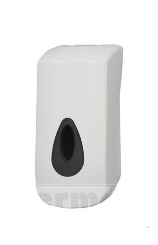 Plastový dávkovač pěnového mýdla PLASTIQ LINE automatický
