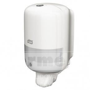 Plastový dávkovač na mýdlo S-BOX MINI TORK S2 bílý 475ml