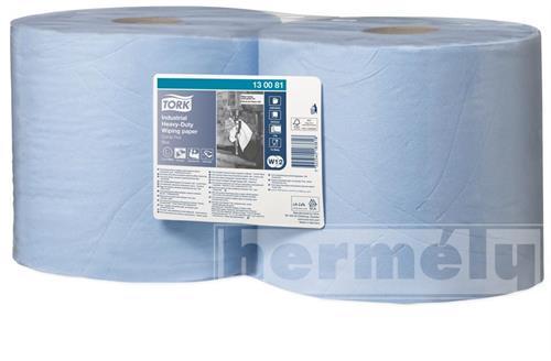 Průmyslová papírová utěrka Tork Advanced 440 malá modrá role