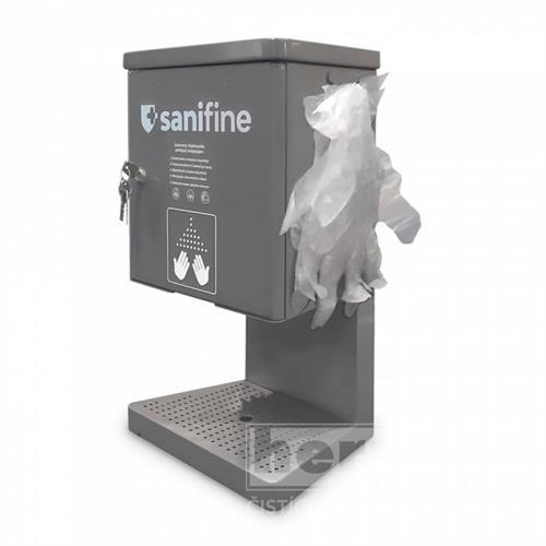 Stolní stojan na dezinfekci SaniFine