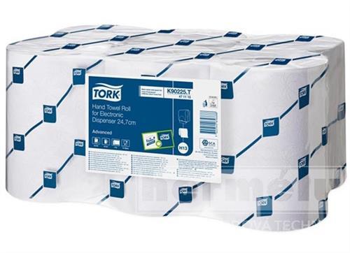 EnMOTION papírové ručníky v roli 2 vrstvé - bílé, karton (6 rolí)