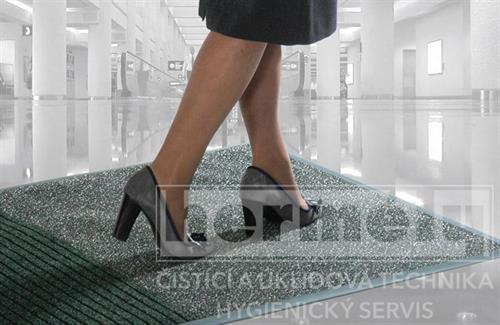 vstupní rohož MULTI VIP 100 x 200 cm