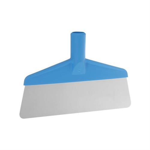 Špachtle s flexibilním nerezovým břitem, 260 mm, modrá