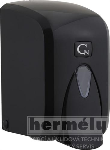 Dávkovač na pěnové mýdlo CAREN 500ml - černý