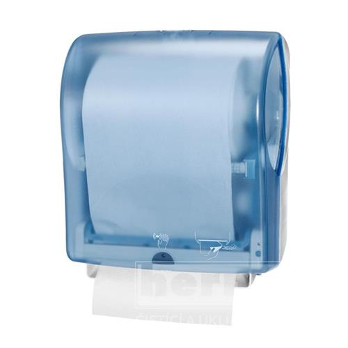EnMOTION bezdotykový zásobník ručníků v roli - modrý