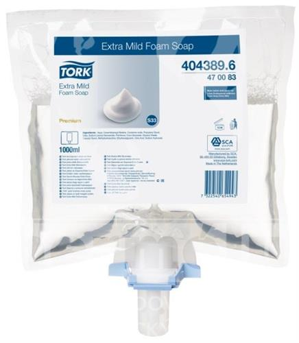 Mýdlo pěnové EnMOTION extra jemné 1l