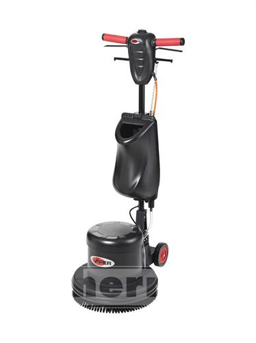 Jednokotoučový podlahový mycí stroj LS 160 Viper