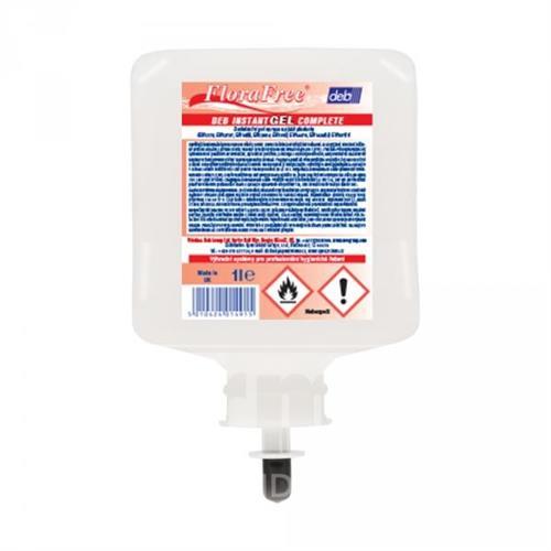 Deb InstantGEL Complete- dezinfekční gel 1L