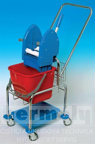 Úklidový vozík CLAROL VAN 1x17I