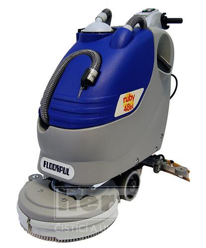 Mycí podlahový stroj RUBY 48 BL