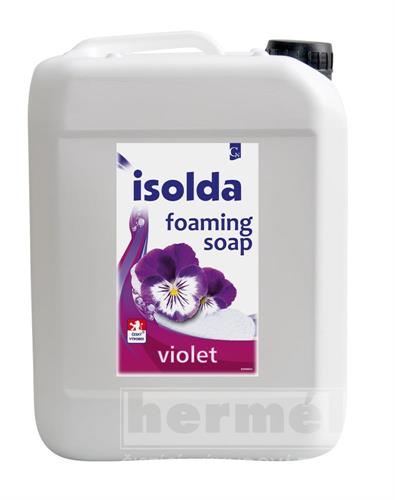 ISOLDA pěnové mýdlo VIOLET 5l