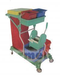 Úklidový vozík GREEN 165