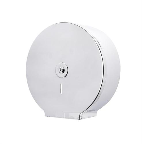 Zásobník na toaletní papír JUMBO®  G 20 - nerez lesk/mat bez prolisu