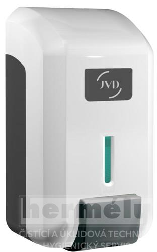Plastový dávkovač dezinfekce JVD 700ml