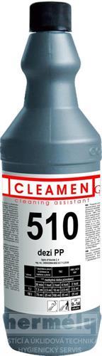 CLEAMEN 510 dezi PP (pevné plochy) 1l