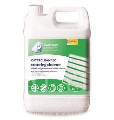 CATERCLEAN® 50 5l - dezinfekční a odmašťovací prostředek