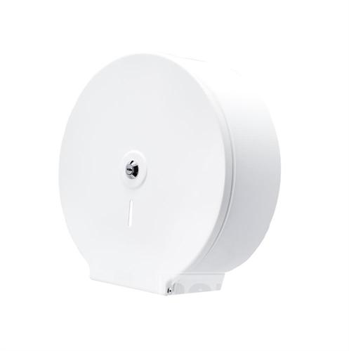 Zásobník na toaletní papír JUMBO®  G 20 - bílý bez prolisu