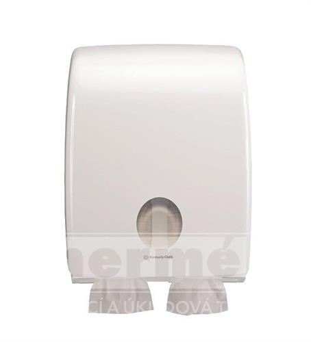 Zásobník skládaného toaletního papíru - AQUAR