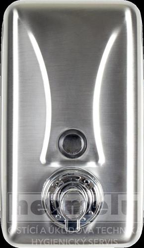 Nerezový dávkovač pěnového mýdla SOFT 1000ml