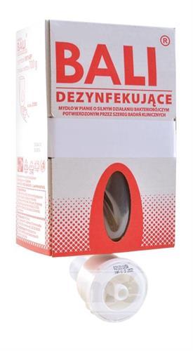 Pěnové mýdlo BALI s dezinfekčním účinkem 700g