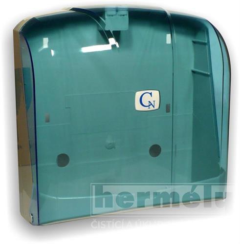 zásobník skládaných papírových ručníků caren - modrý