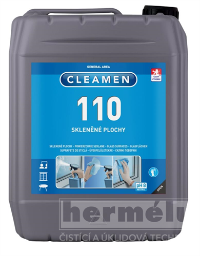 CLEAMEN 110 skleněné plochy 5l